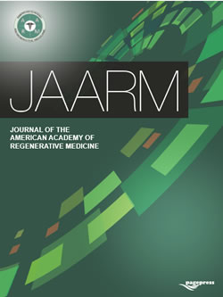 Journal of the American Academy of Regenerative Medicine